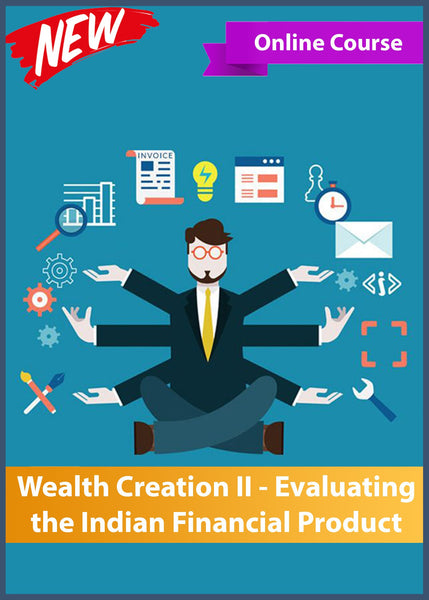 Wealth Creation  Online course
