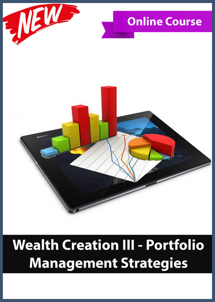 Online Portfolio Management Strategies Course