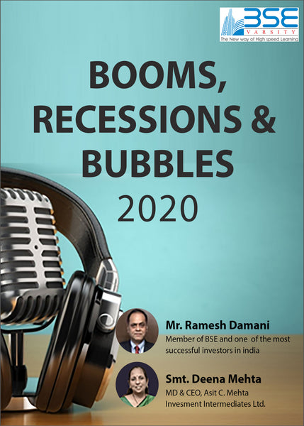 Booms Recessions & Bubbles 2020