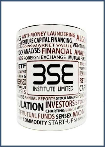 Coffee Mug by BSE Institute - bsevarsity.com
