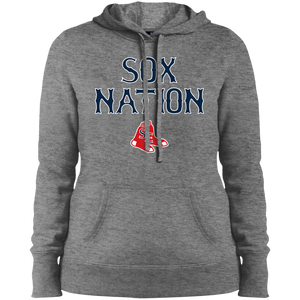 Sox Nation Ladies' Pullover Hooded Sweatshirt
