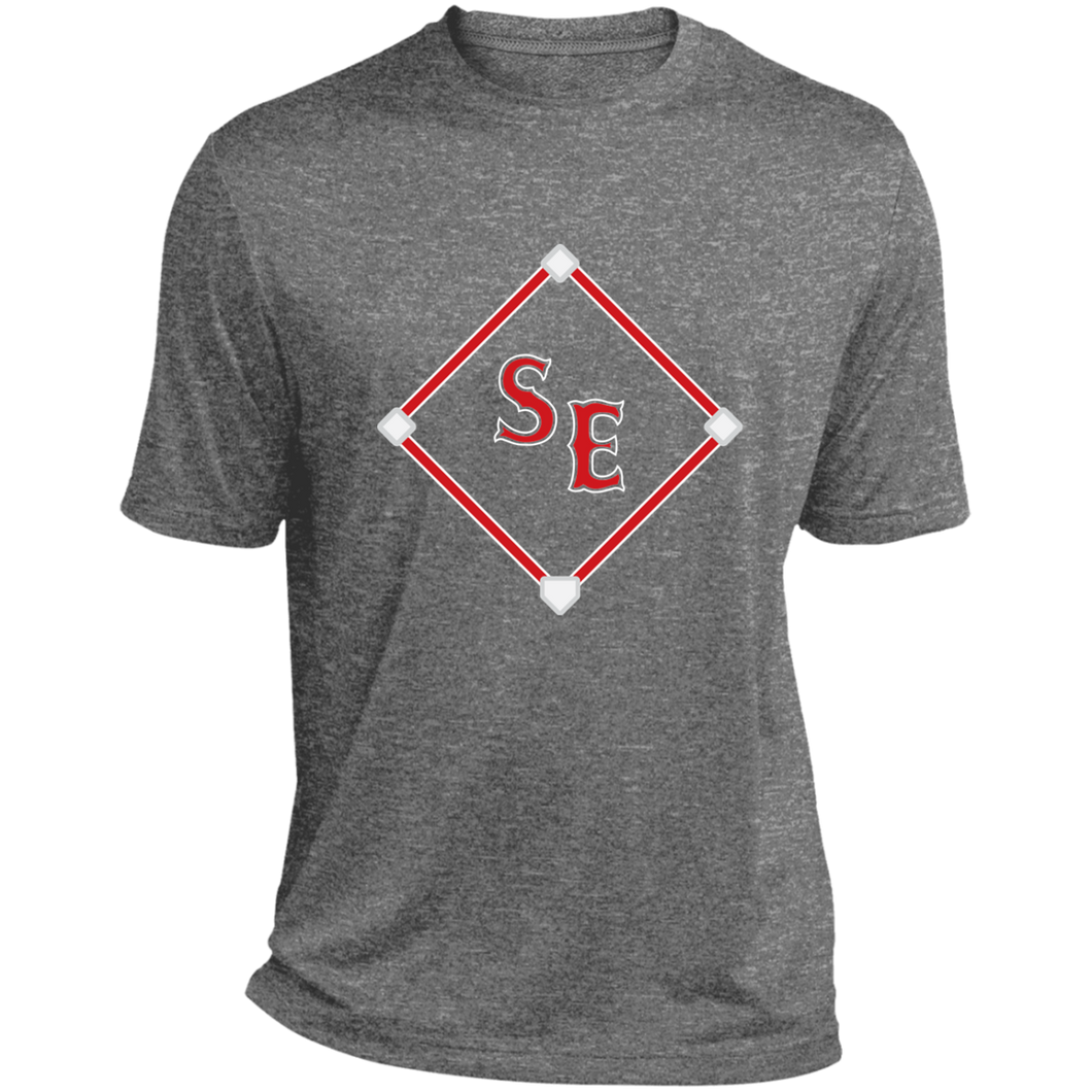 SE Sox Diamond Logo Heather Dri-Fit Moisture-Wicking T-Shirt