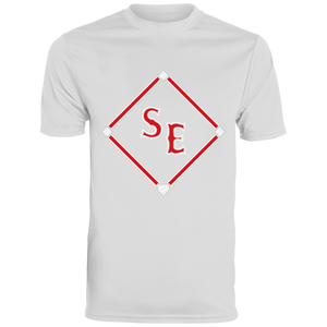 SE Sox Diamond Logo Men's Wicking T-Shirt