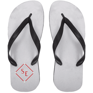 SE Sox Diamond Adult Flip Flops