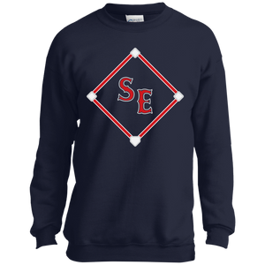 SE Sox Diamond Logo Youth Crewneck Sweatshirt