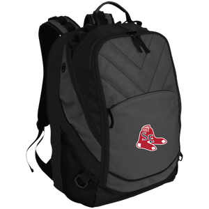 Sox Embroidered Logo Laptop Computer Backpack
