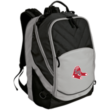 Load image into Gallery viewer, Sox Embroidered Logo Laptop Computer Backpack