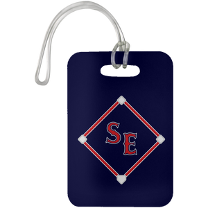 SE Sox Diamond Luggage Bag Tag