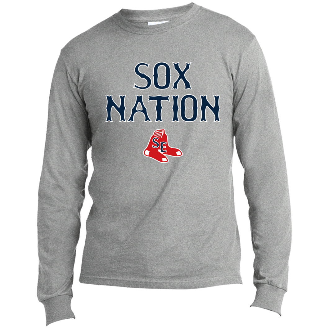Sox Nation Long Sleeve Made in the US T-Shirt