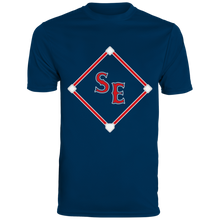 Load image into Gallery viewer, SE Sox Diamond Logo Men's Wicking T-Shirt