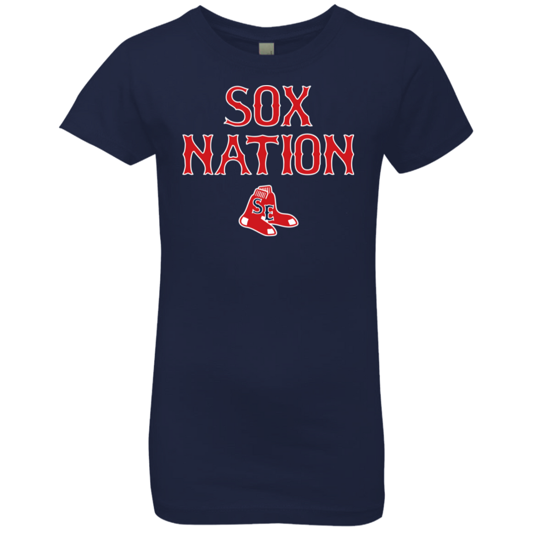 Sox Nation Girls' Princess T-Shirt