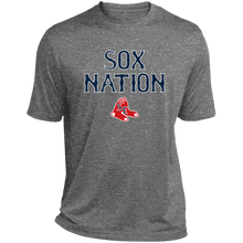 Load image into Gallery viewer, Sox Nation Heather Dri-Fit Moisture-Wicking T-Shirt