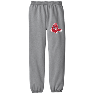 Sox Embroidered Logo Youth Fleece Pants