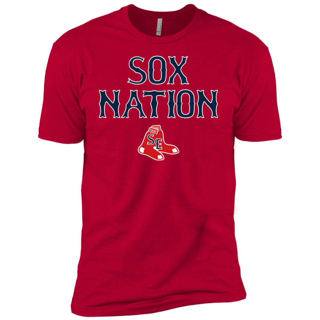 Sox Nation Boys' Cotton T-Shirt