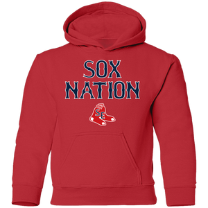 Sox Nation Youth Pullover Hoodie