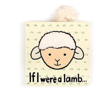 Load image into Gallery viewer, Jellycat If I Were A Lamb Book