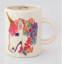 Load image into Gallery viewer, Embossed Unicorn Mug
