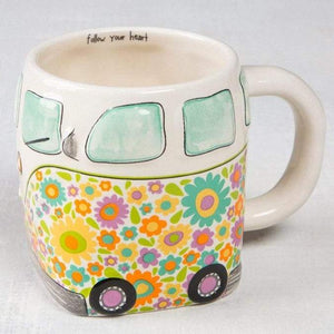 Follow Your Heart Van Mug