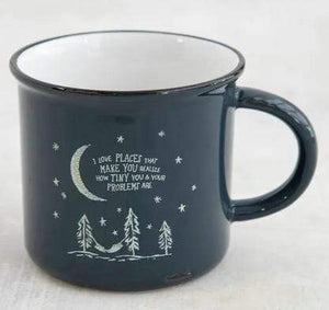 I Love Places Camp Mug