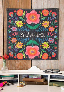 Natural Life Collections Home Decor BeYOUtiful Wall Hanging