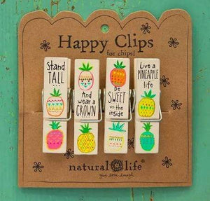 Pineapple Life Happy Clips