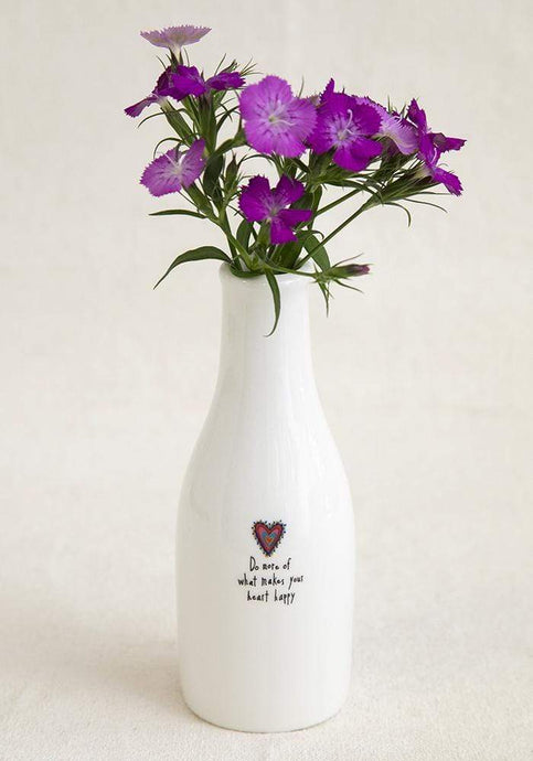 Natural Life Collections Room Decor Artisan Heart Bud Vase