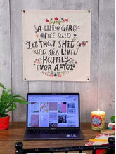 Load image into Gallery viewer, Wise Girl Wall Hanging