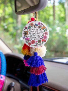 Natural Life Sentiment&Gift Wise Girl Air Freshener