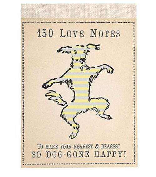 150 Love Notes Book