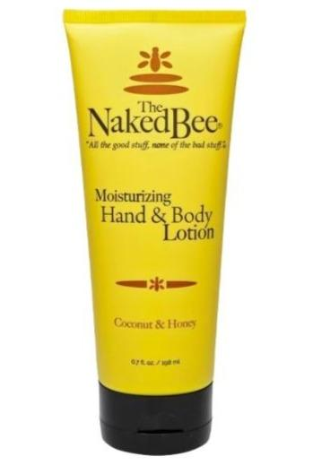 Naked Bee Hand & Body Lotion - 6.7oz Coconut & Honey