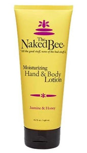 Naked Bee Hand & Body Lotion - 6.7oz Jasmine & Honey