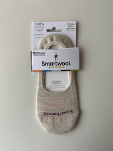 smartwool hide & seek no show in moonbeam