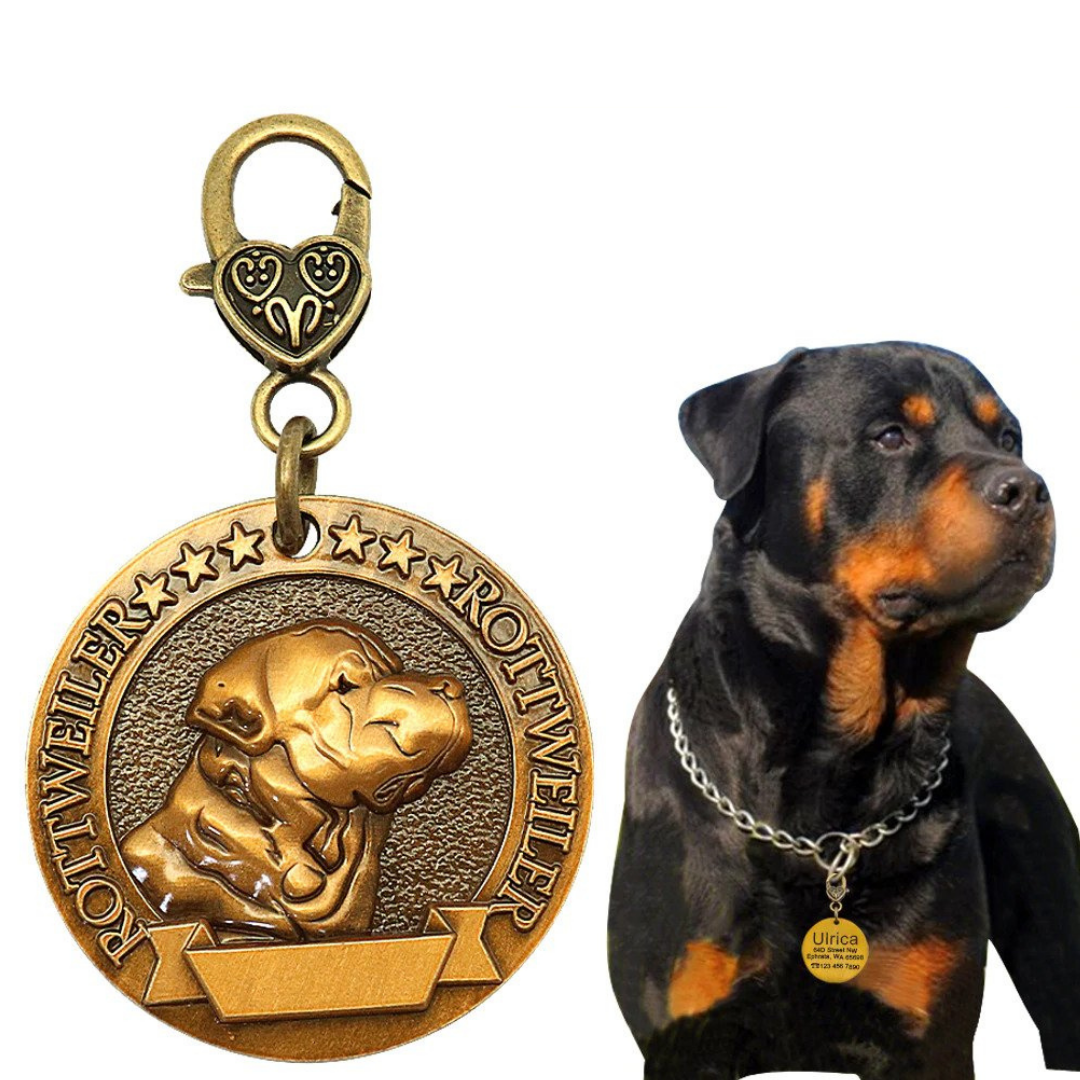 Dog ID Tags- Personalized Dog Id Tags | Pet Tags