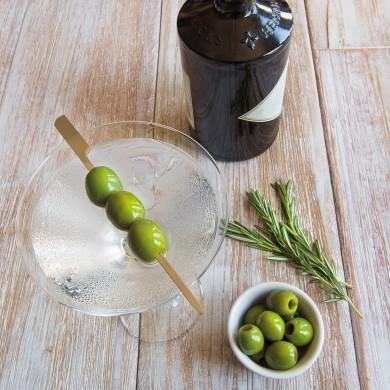 Olives, Castelvetrano Pitted, Divina, 2 lbs - Hardie's Direct Austin, TX