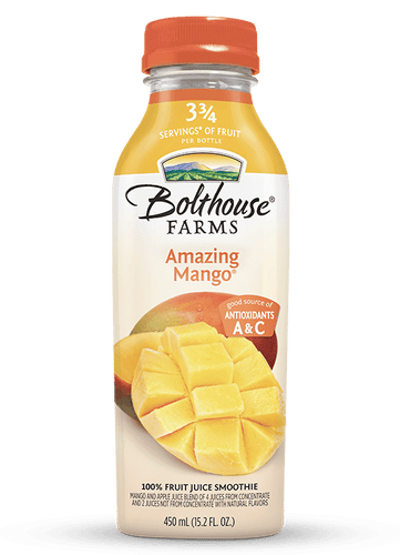 Smoothie, Bolthouse Amazing Mango 6/ 15.2 oz - Hardie's Direct Austin, TX