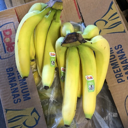 Bananas, Green Tip 2 lbs - Hardie's Direct Austin, TX