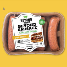 Load image into Gallery viewer, Beyond Meat, Plant Based Original Brats 14 oz Tray - Hardie's Direct Austin, TX