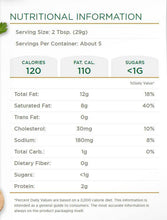 Load image into Gallery viewer, Boursin Cheese with Garlic & Herbs Nutrition Facts- Hardie's Direct, Austin TX