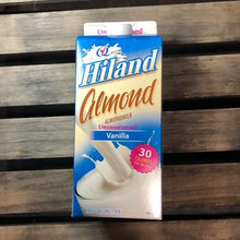 Load image into Gallery viewer, Hiland Dairy, Unsweetened Vanilla Almond Milk - Austin.HardiesDirect.com