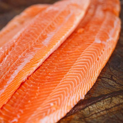 Norwegian Salmon Fillets - Hardie's Direct, Austin TX