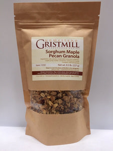 Granola, Sorghum Maple Pecan (Local)