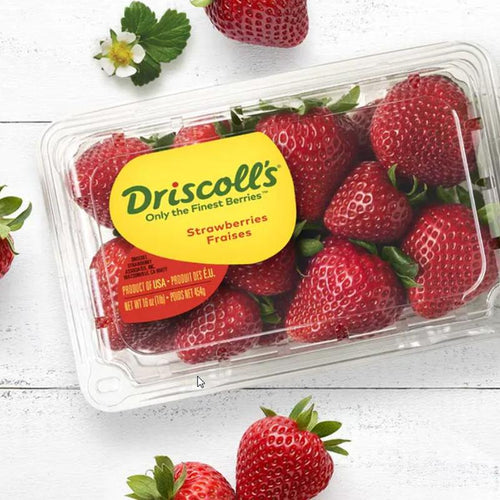 Strawberries, Driscoll - Hardie's Direct Austin, TX