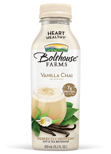 Smoothie, Bolthouse Vanilla Chai Tea 6/ 15.2 oz - Hardie's Direct Austin, TX