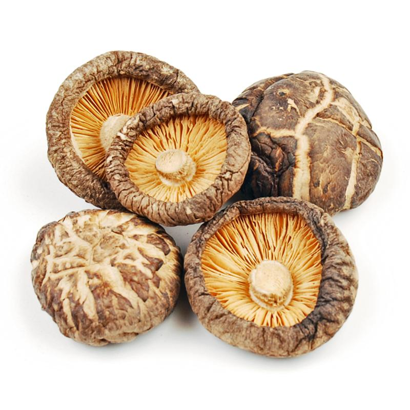 Mushrooms, Shiitake Dried 1 lb - Hardie's Direct Austin, TX