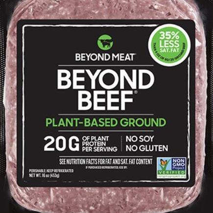 Beyond Meat, Plant Based Ground Beef 1 lb - Hardie's Direct Austin, TX