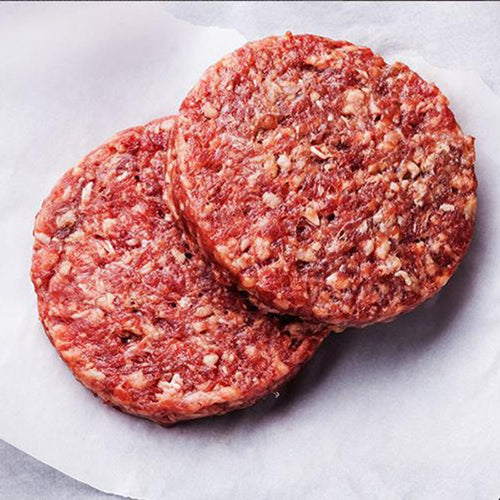 Beef, Wagyu 8 oz Burger Patties, 10 lb case - Hardie's Direct Austin, TX