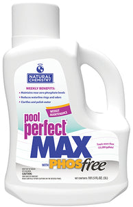 POOL PERFECT MAX WITH PHOSFREE 3L BOTTLE