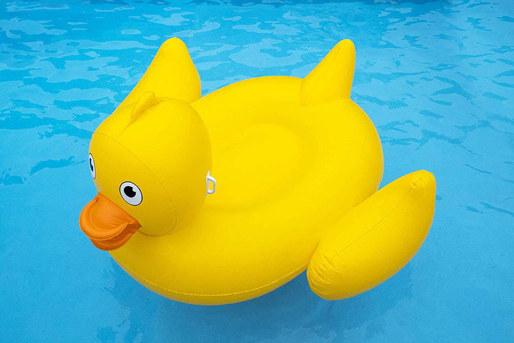 GIANT LUCKY DUCKY RIDE ON