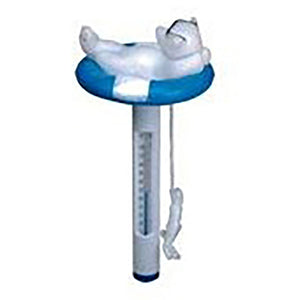 FLOATING POLAR BEAR THERMOMETER