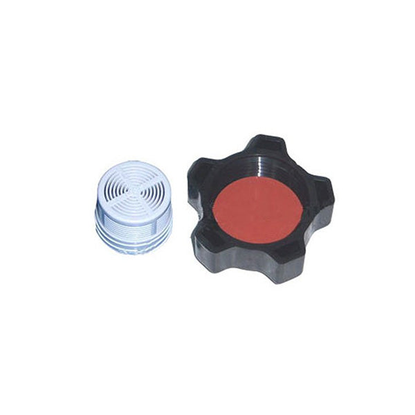 HAYWARD FILTER DRAIN CAP, SCREEN & GASKET (NEW STYLE)